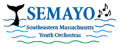Southeastern Massachusetts Youth Orchestras logo